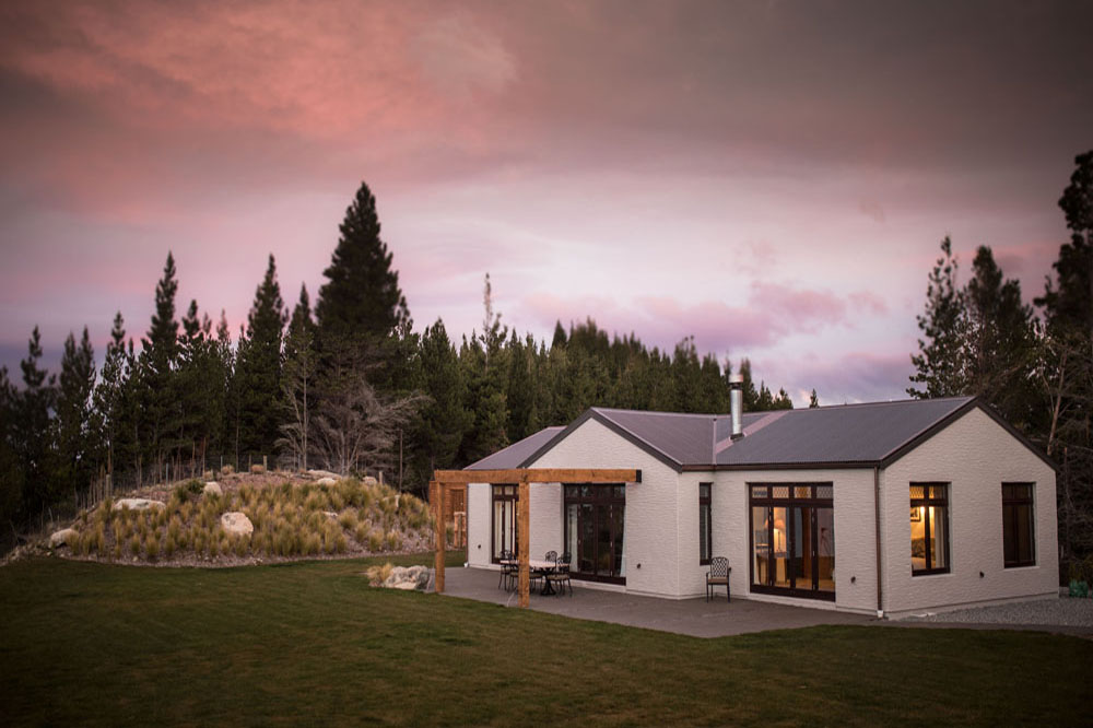 Destination Weddings at Mt Cook Lakeside Retreat New Zealand