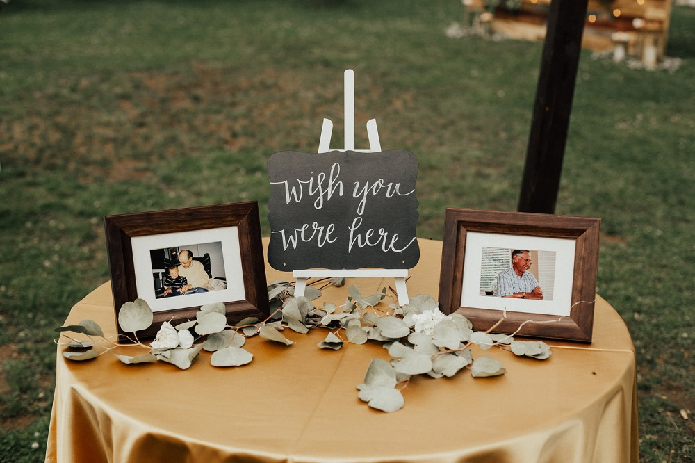 Q - Z of Queer Weddings | Honouring Departed Loved Ones