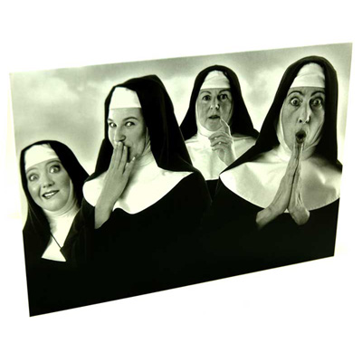 Happy Bday Nuns
